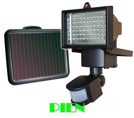 60 из светодиодов солнечный свет нв-датчик движения лампаду 10 Вт водонепроницаемый с solares , работающий от аккумулятор для сад-деко бесплатная доставка