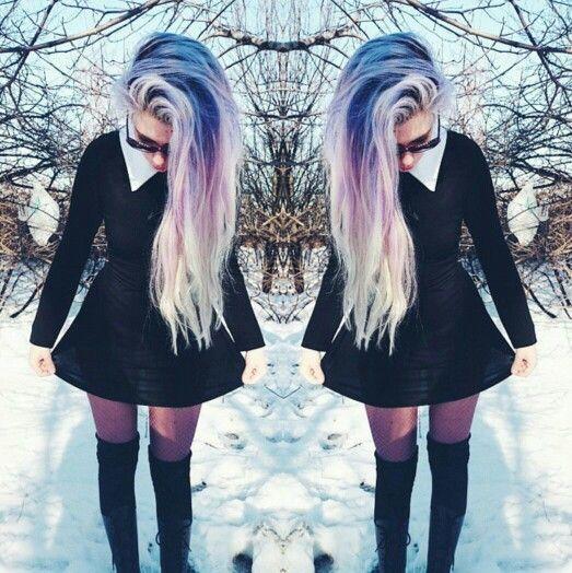 Violet blend