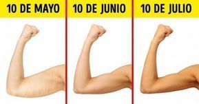 Haz estos 6 ejercicios y tus brazos serán tan bellos como los de una modelo