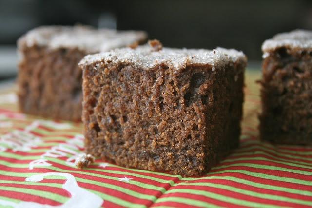 Gingerbread Squares | Dessert Bars & Bites | Pinterest