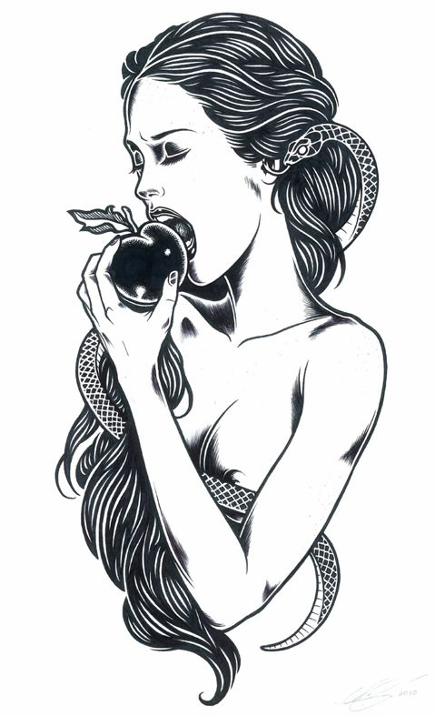 Adam Isaac Jackson, un artiste qui sublime les muses tatouées   w3sh.com