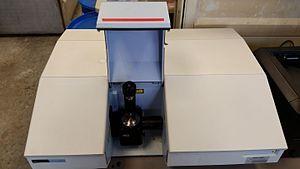 Fourier transform infrared spectroscopy - Wikipedia