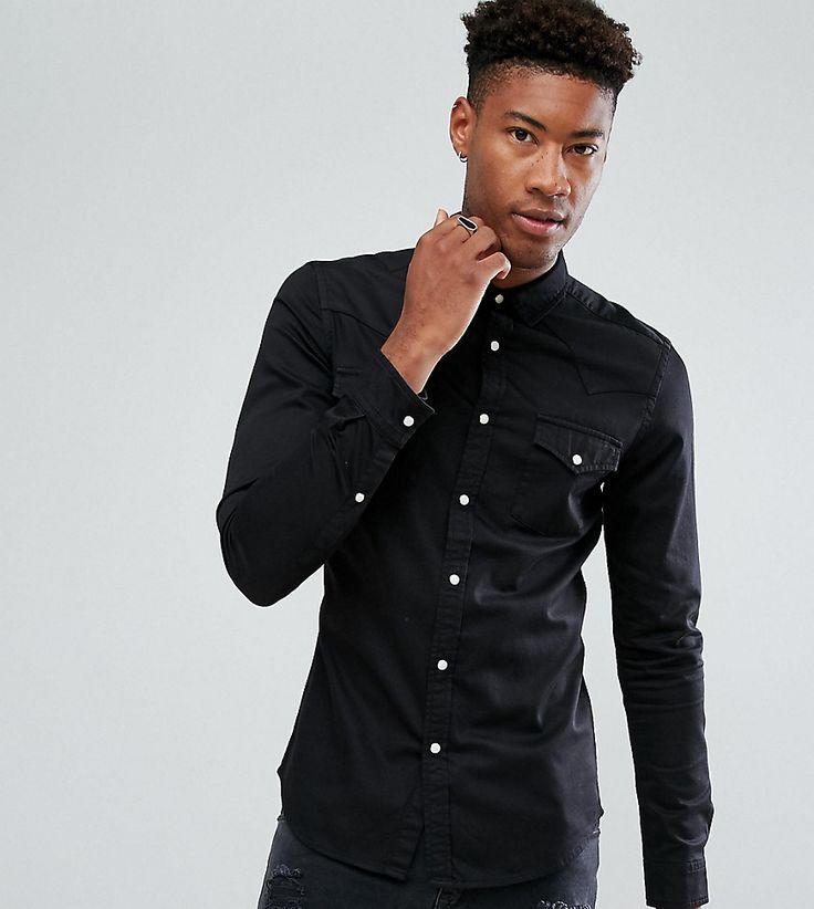 327 best Men's Shirts :: Denim shirt (Asos) images on Pinterest ...