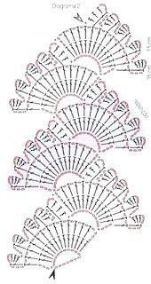 Variation of fan flower