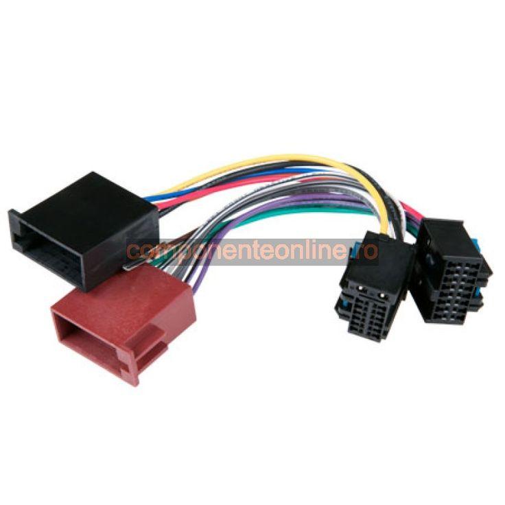 Cablu adaptor ISO, Chevrolet - 402520