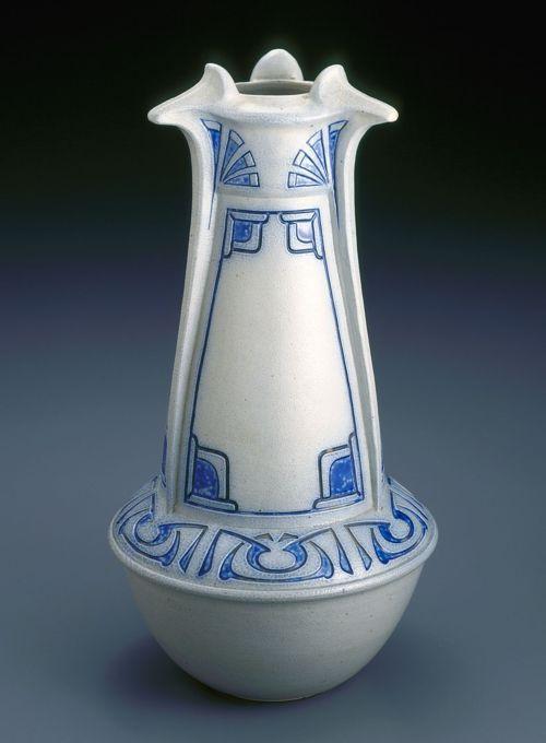 vase Henry van Velde, 1901-1902 The Indianapolis Museum of Art