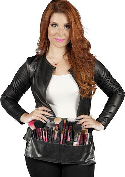 Boca Rosa | Curso de Maquiagem Profissional | Bianca Andrade | Blogueira de Maquiagem