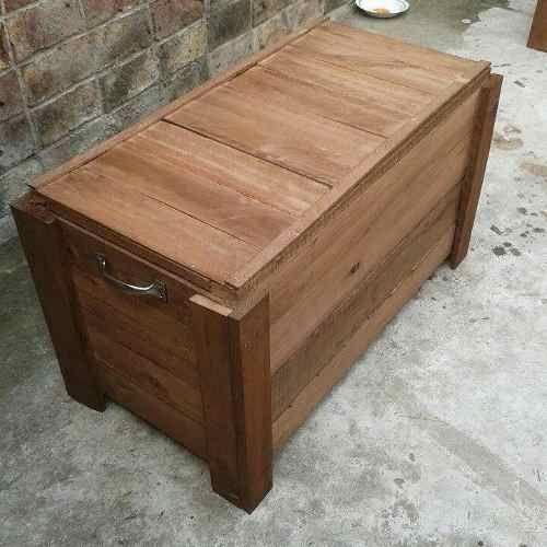 Baul de madera buscar con google repisas pinterest - Baules de madera baratos ...