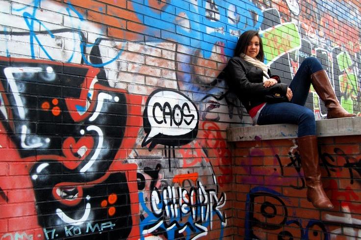 Graffiti in Milano, Italy