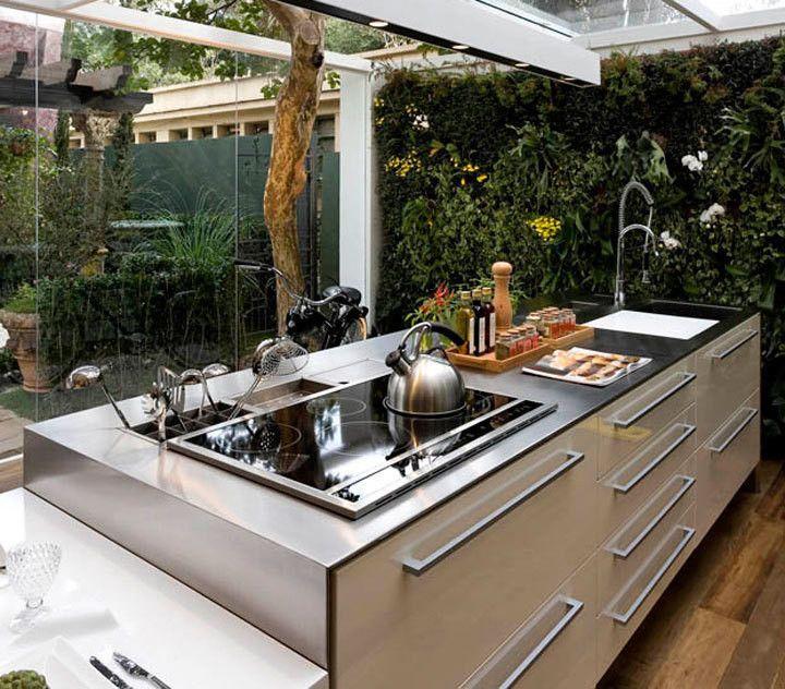 Você Ainda Sonha Em Ter Uma Bancada Na Sua Cozinha? Confira O Nosso Guia E.  Country DecorExterior DesignArchitecture ... Part 55
