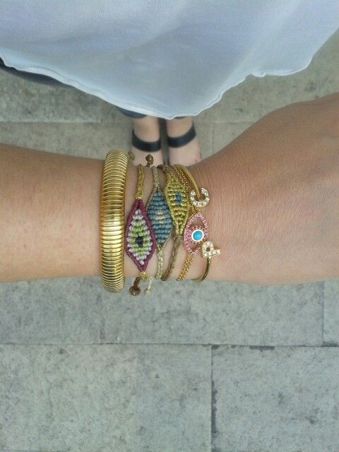 Our outstanding bracelets @peacescloset