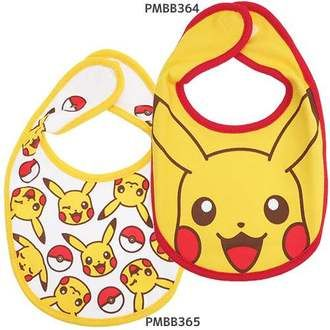 Filled with Pocket Monster baby bib baby bibs Pikachu Pokemon planet 19 x 26 cm bib anime manga cinema collection all point 10 x 10 and one morning until 10 a.m.