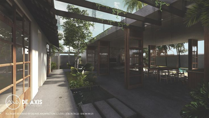 SUNSET VILLA BY DE-AXIS DESIGN STUDIO. For your project inquiry: H/P : 078 78 78 22 | 016 44 44 31