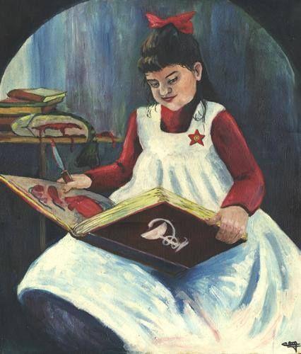 "Lukina ""Nurse-to-be Raisa"" / Лукина ""Быть Раисе медсестрой"" (1989)"
