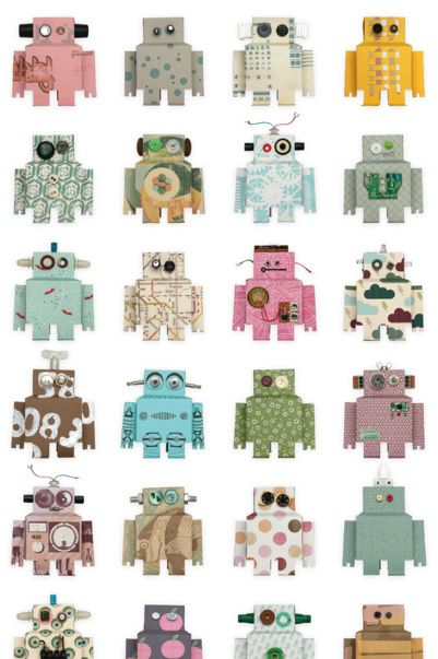 Robot Wallpaper by studioditte #Wallpaper #Robot #studioditte