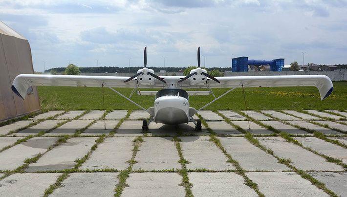 «Новый российский самолет Ск-12м» в блоге «Авиация» - Сделано у нас