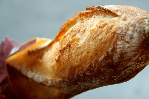 God, yes. Some of the best ever is from a gas station in Strasbourg.: Food Recipes, Freshbak Breads, Italian Breads, Crusti Breads, Friskbagt Flutes, Baguette Fillings, Breads Biscuits Pi Crusts, Baking Breads, Favorite Food