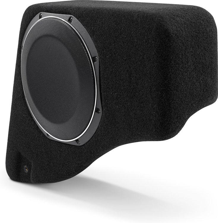 JL Audio Custom Subwoofer Boxes at Crutchfield.com