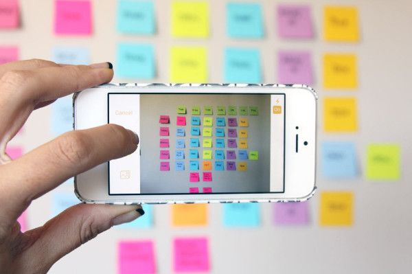 We recreate our editorial calendar to test out the Post-it Plus App. Turns out, digital Post-it Notes are a lot of fun (and useful)!