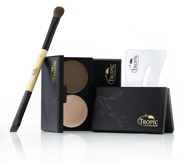 Tropic Brow Define Kit - available in 3 shades