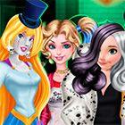Игра Дисней Принцессы: Наряды на Хэллоуин