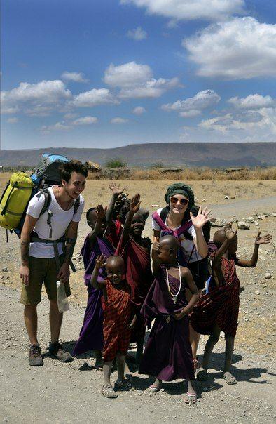 Ни много, ни мало: шесть месяцев в Африке (здесь и далее, Африка = Кения, Уганда, Танзания, Замбия, Зимбабве, Ботсвана и Намибия)