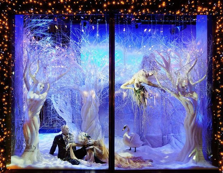 Harrods - christmas - christmas windows - shops - london - christmas window displays - festive - pictures