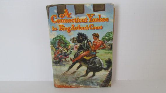1955 A Connecticut Yankee in King Arthurs Court by ReVintageLannie
