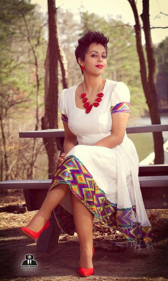 Ethiopian dress                                                       …