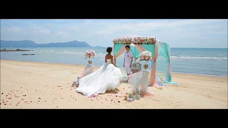 Свадьба мечты в Таиланде