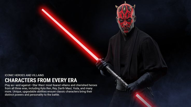 Star Wars Battlefront 2 Darth Maul Wallpaper - Best Wallpaper HD