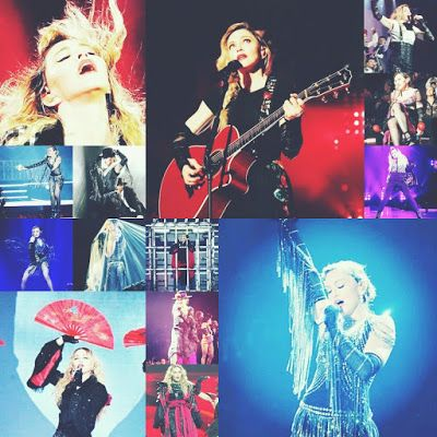 Madonna loves you: Welcome to the Rebel Heart Tour!!!