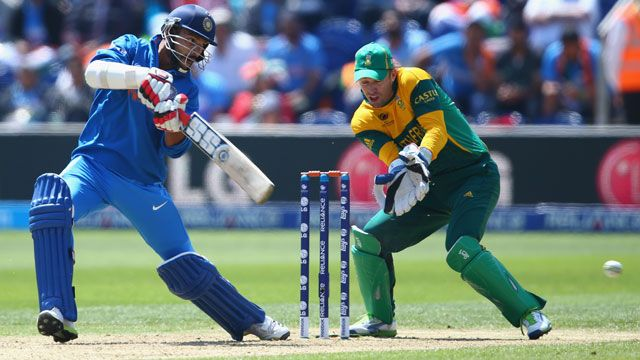 #INDIA VS #SA, 5 #ODISERIES 10:00AM, 13/10/2015 The match will be taking place at the Holkar Cricket Stadium, Indore. Make sure you check out all the action.
