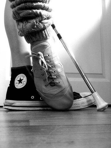 I love this picture, so I like this sport.
