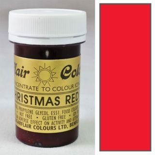SPECTRAL PASTE CHRISTMAS RED - 25G