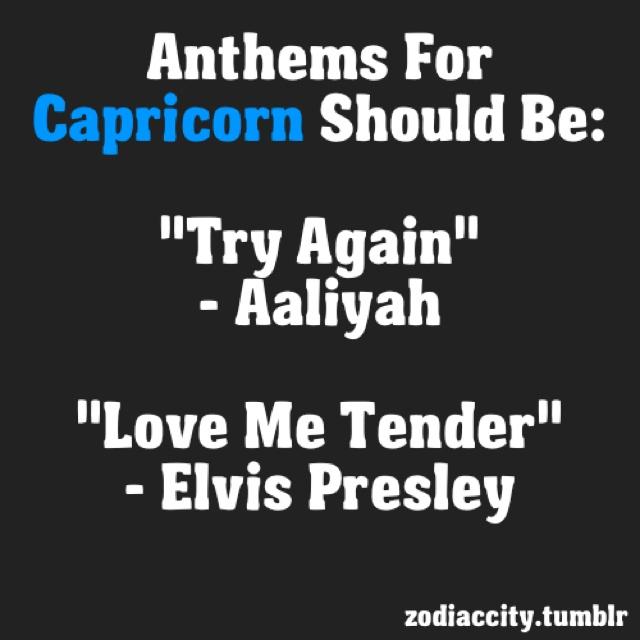 Capricorn ~ WWW.PrideInTheHeart.COM I love try again by Aliyah