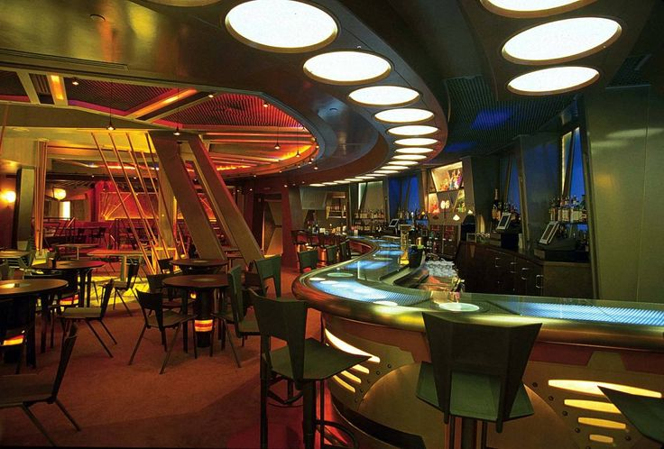 Quark's Bar in Las Vegas.  I miss this place.  Wish it was still around...