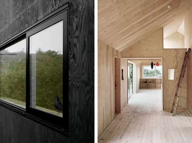 Johannes Norlander Arkitektur - House Morran