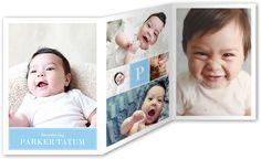 Avisos del nacimiento del bebé y del aviso del nacimiento   Shutterfly