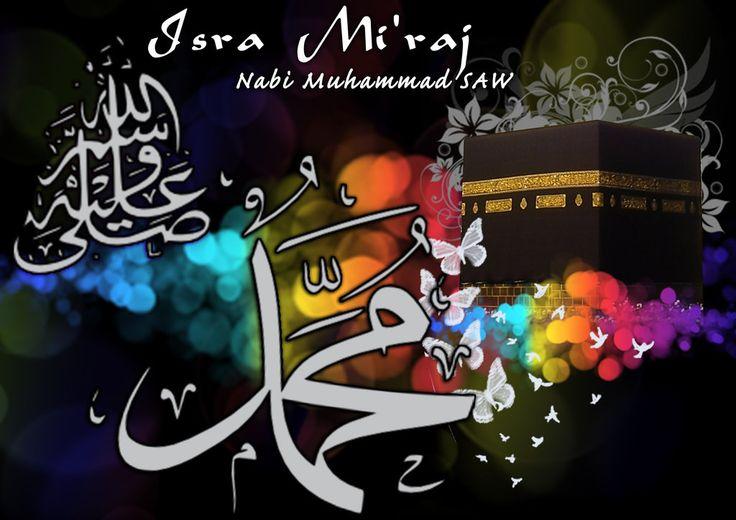 Isra Mi'raj by Difira.deviantart.com on @deviantART