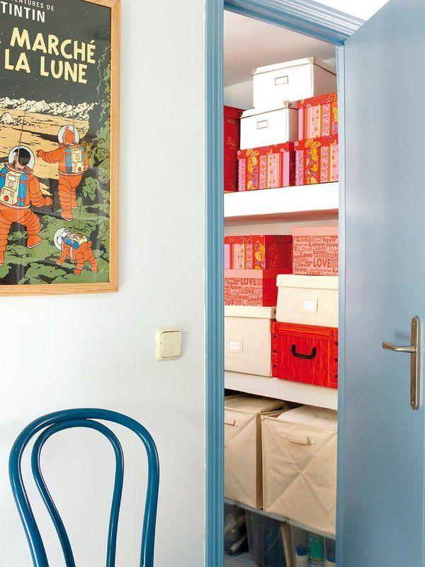 ideas para organizar despensas trasteros y armarios
