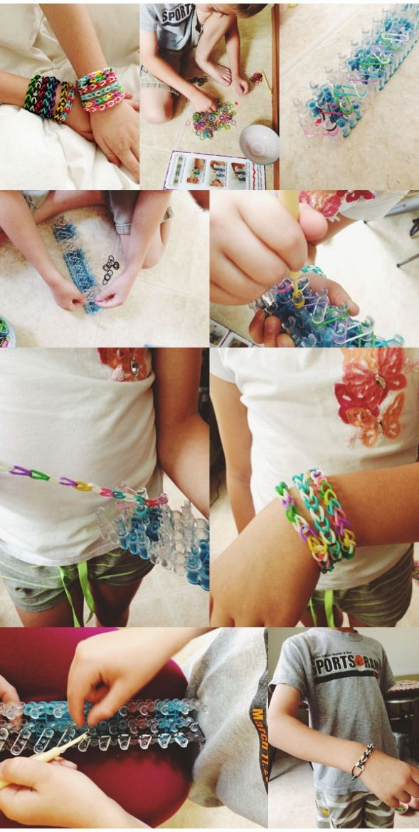 Rainbow Loom – A Summer Lifesaver | the creative mama