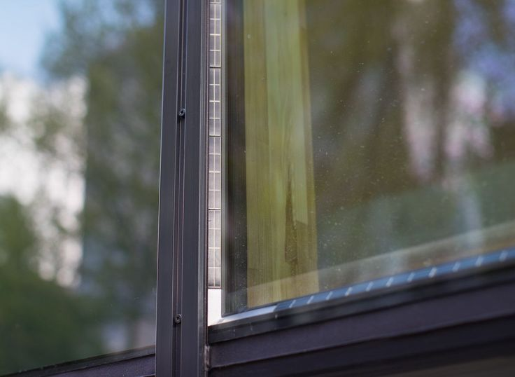 More Than a View: Windows Double as Solar Panels
