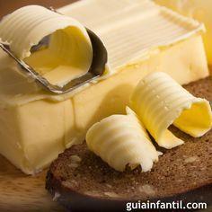 Cómo hacer mantequilla casera.