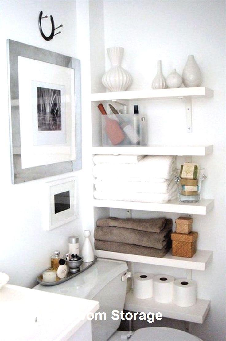 New Diy Bathroom Storage Ideas In 2020 Bathroom Storage Solutions Diy Bathroom Storage Ikea Small Spaces