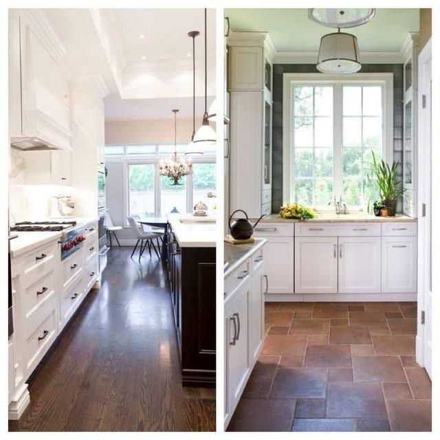 types of flooring for kitchen  flooring  Pinterest