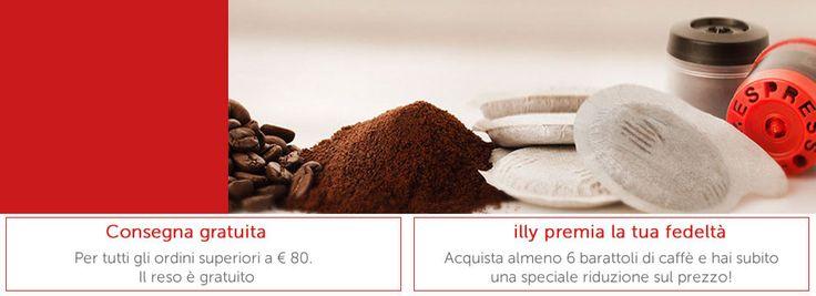 Caffè illy: espresso, macinato moka e capsule - illy Shop
