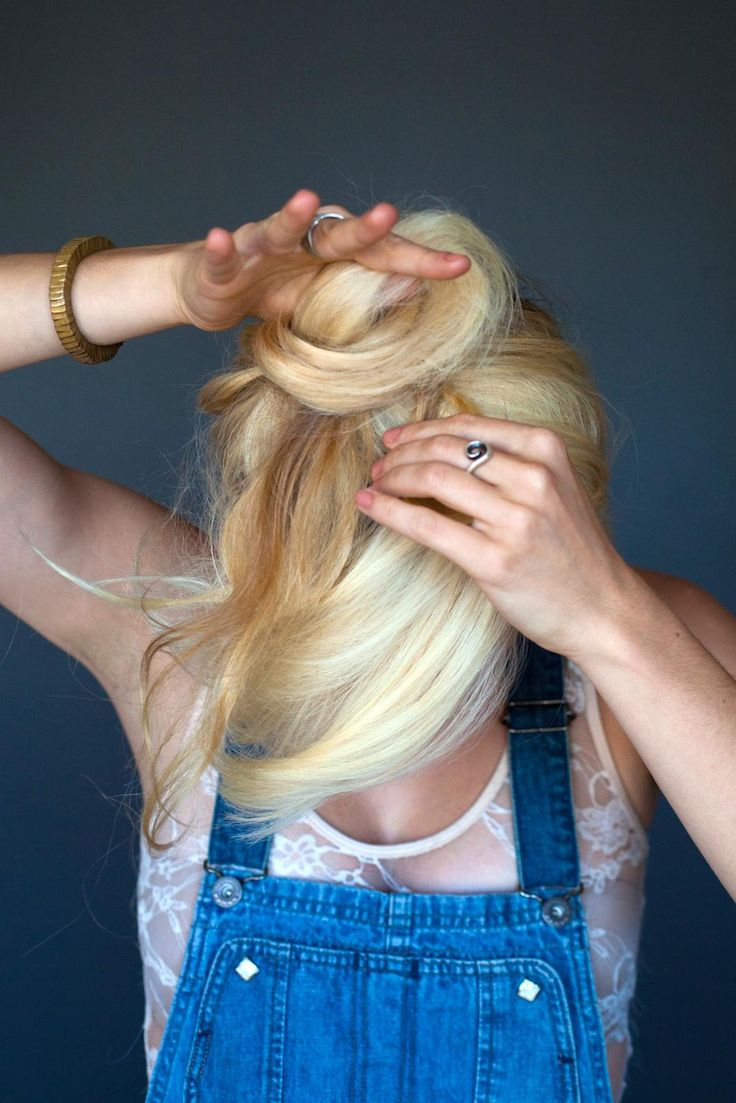 6 DIY hairstyles for long-haired ladies