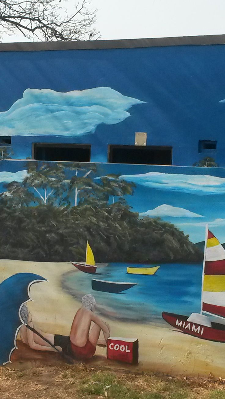 Our beach theme