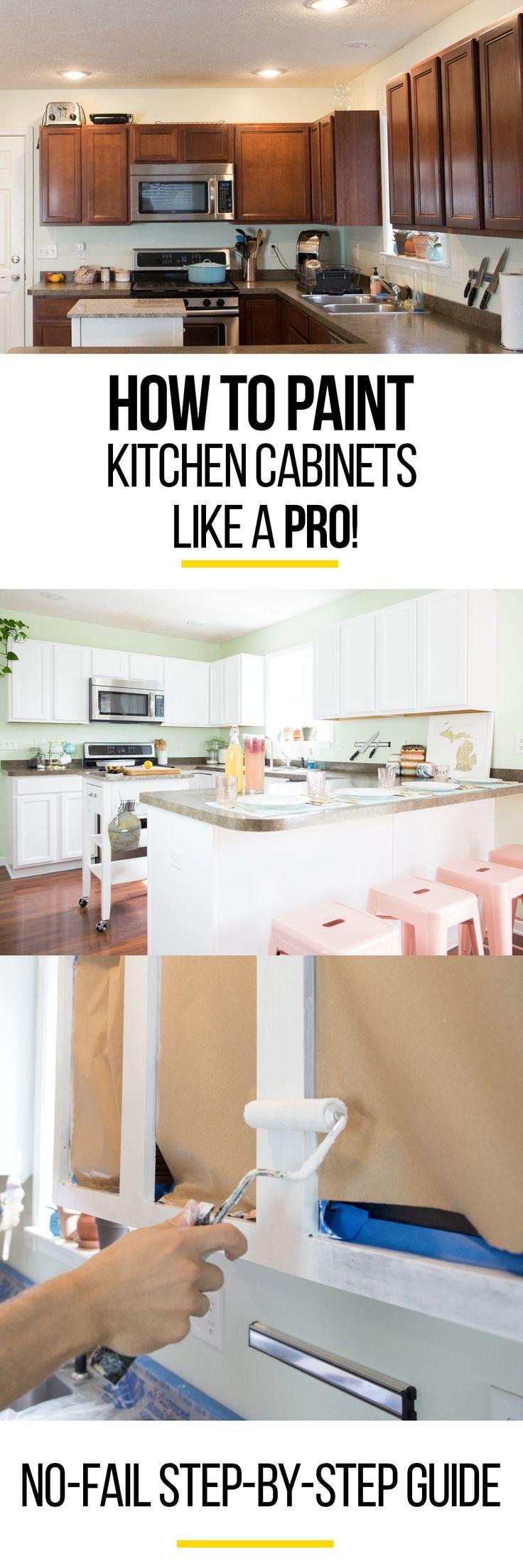 109 best kitchen ideas images on Pinterest | Kitchen cupboards ...